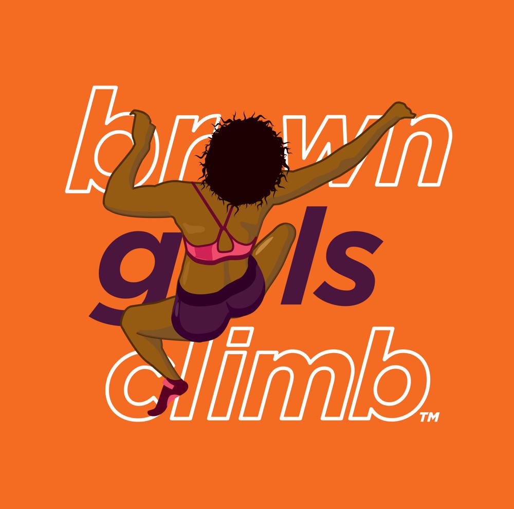 Brown Girls Climb