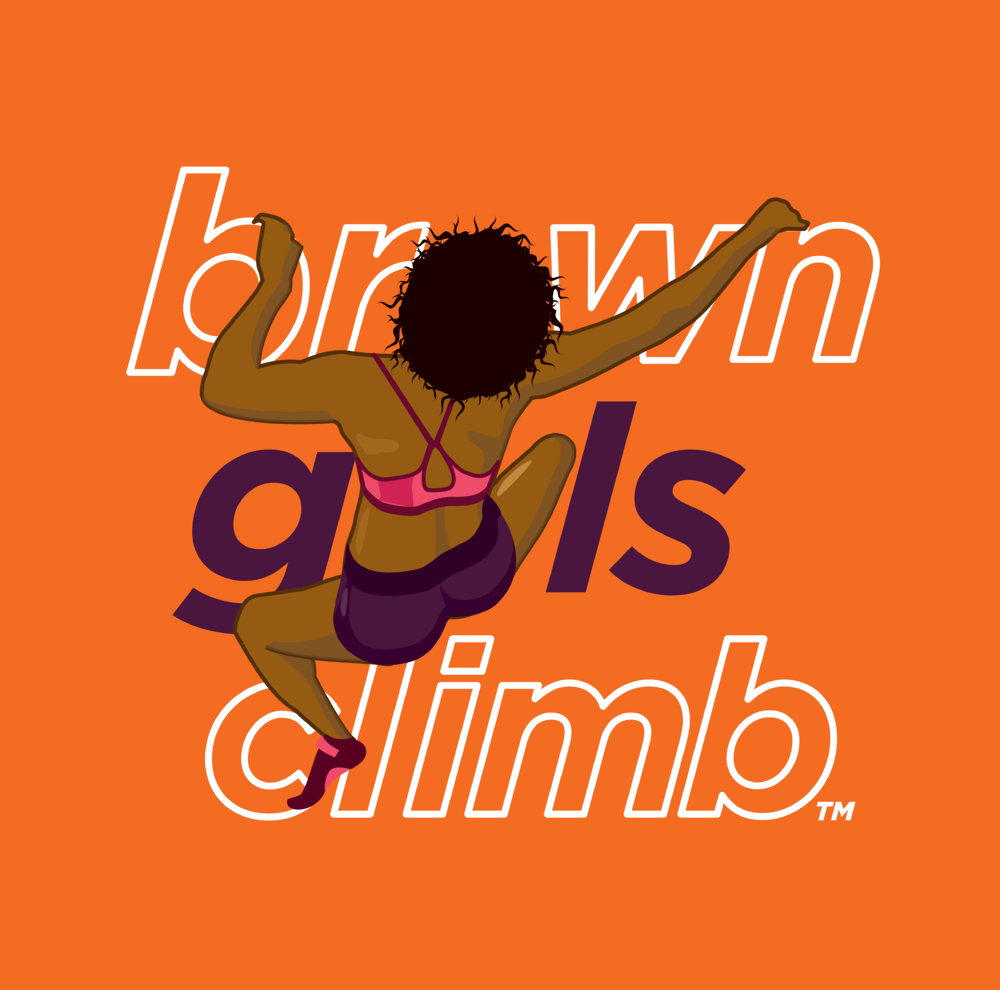 Brown Girls Climb
