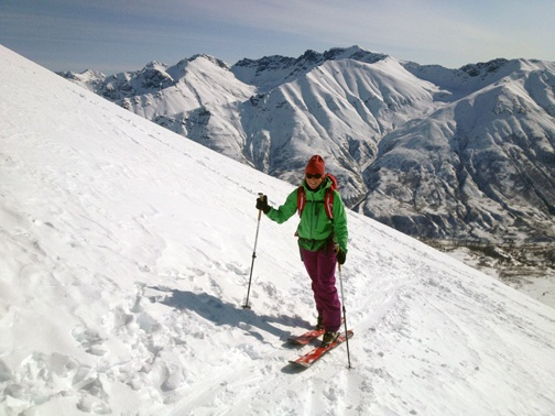 Searching for Powder in Alaska