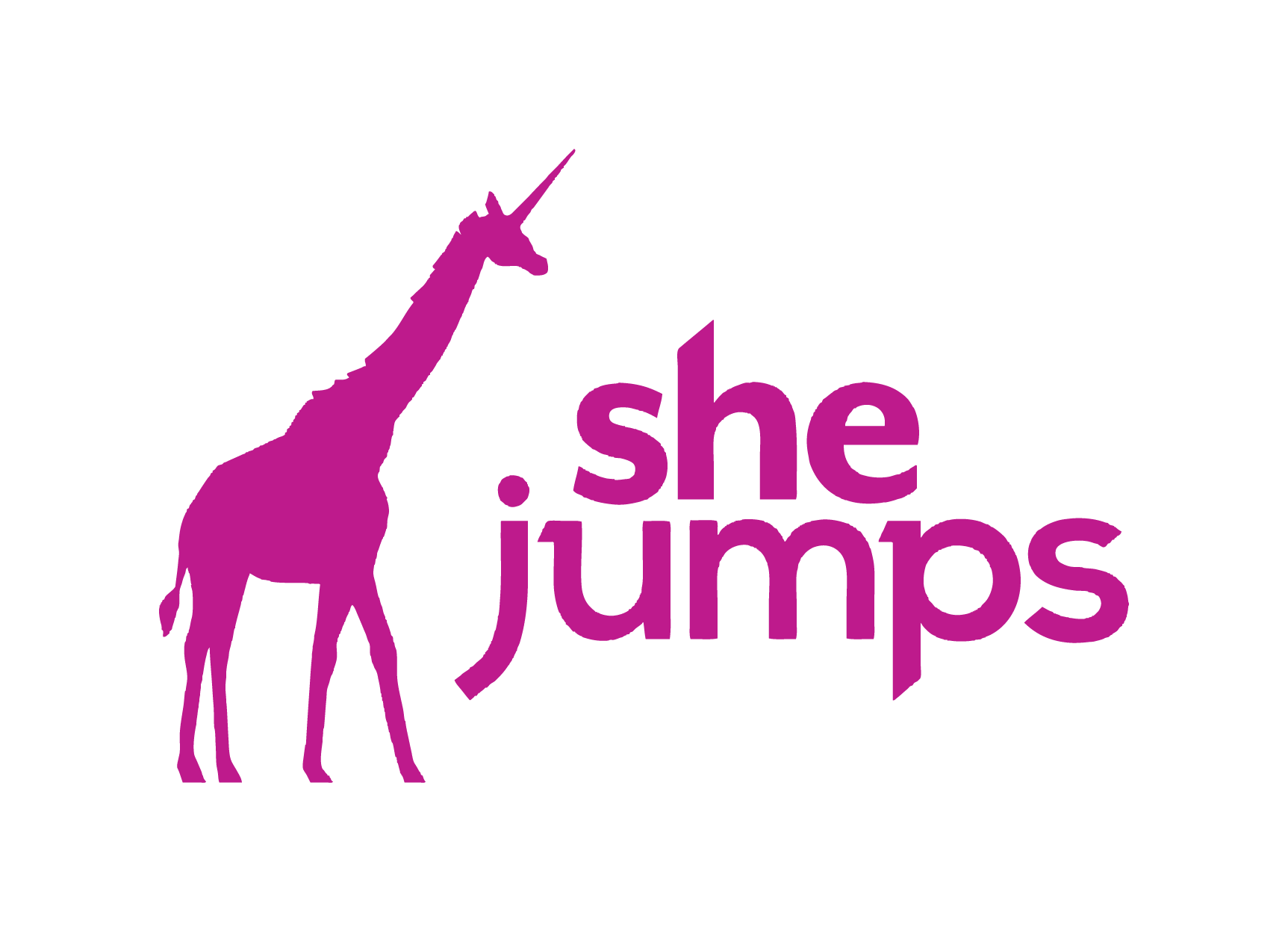 SheJumps2019_Logo_Stacked_Fuschia