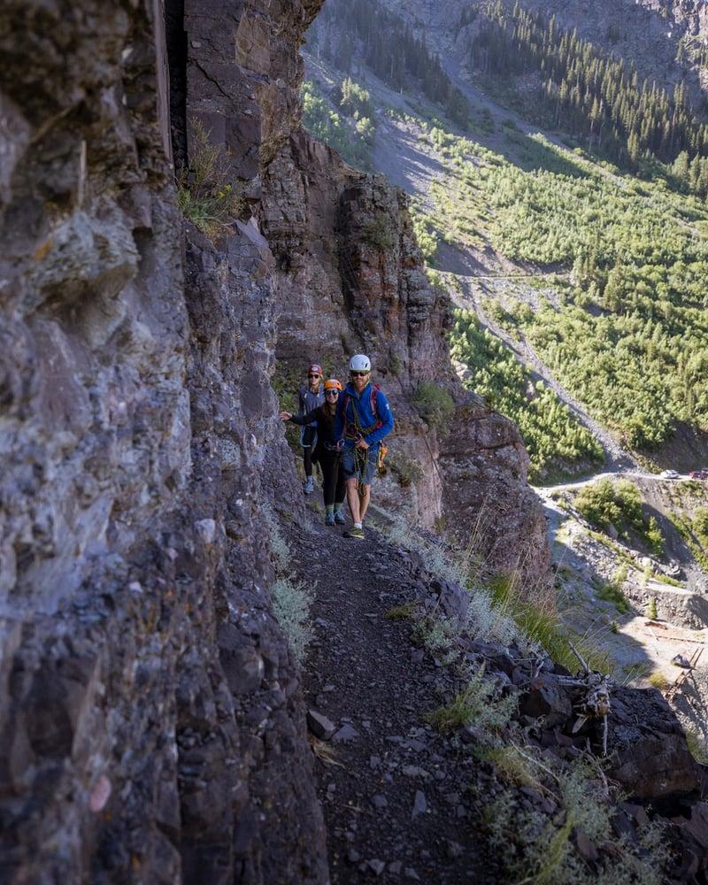 Hiking the Krogeratta